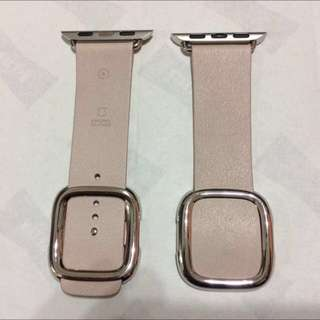 Apple Watch strap 38mm pink Modern Buckle size S totally New