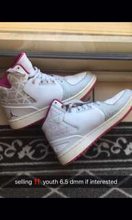Jordans YOUTH 6.5