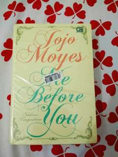 Novel Me Before You NEW