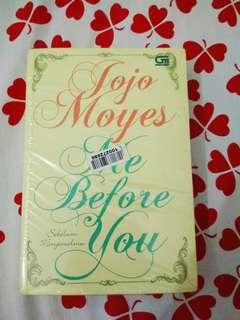 Novel Me Before You NEW