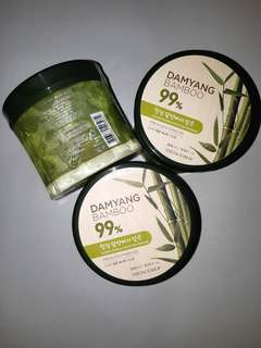 The Face Shop Damyang Bamboo Aloe Vera 99%