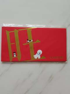 Laneige red packet