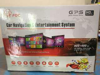 Car Navigation & Entertainment System ( Car Stereo )