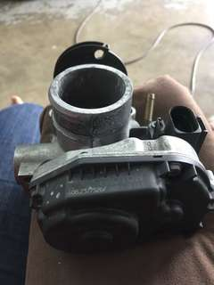 throttle body wira