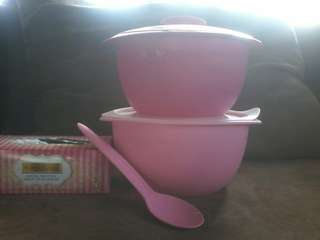 Tupperware Insulated Server