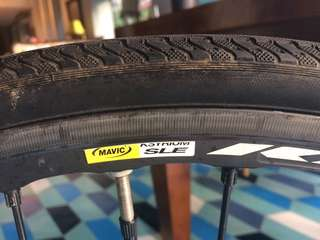 WANTED: Front Wheel only - Ksyrium Pro Exalith