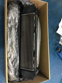 F30 Stock Intercooler