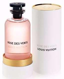 LV perfume rose des vents