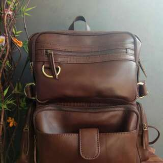 Ransel Partiza Brown