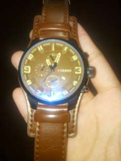Curren watch made in dubai
