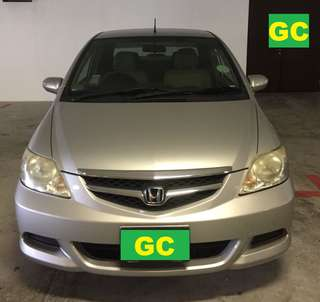 Honda City RENTING OUT CHEAPEST RENT FOR Grab/Ryde/Personal