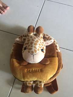 Cute Little Giraffe Bag