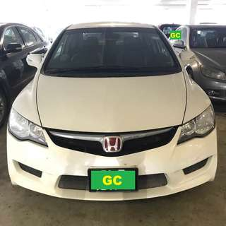 Honda Civic RENTING OUT CHEAPEST RENT FOR Grab/Ryde/Personal