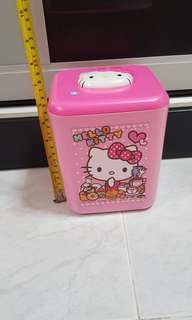 Hello Kitty Pink Container