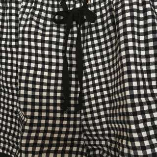 Cotton On (Singapore) Shorts in Gingham | Perfect for sleepwear or beachwear