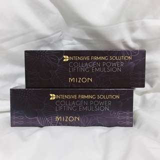 Mizon Intensive Firming Solution Collagen Power Lifting Emulsion