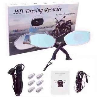 MOTOR DASH CAM WATER PROOF