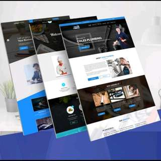 Ecommerce Website and Corporate Website Design