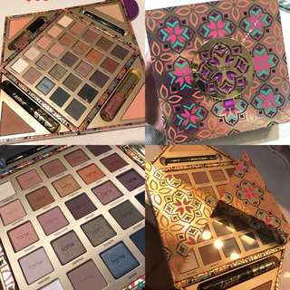 Authentic Tarte limited edition Magic Star collector set