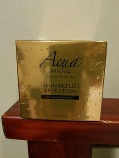 AQUA Mineral Defining Lift Neck Cream