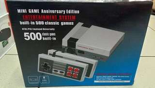 MINI GAME ENTERTAINMENT SYSTEM Classic and new games