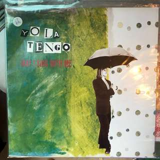 Records Vinyl - YOLA TENGO - may I sing with me LP