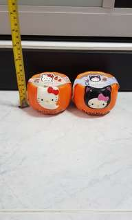 Hello Kitty Halloween desert cup