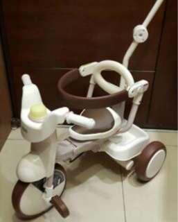 iimo三輪車