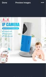Baby safety sleeping monitor