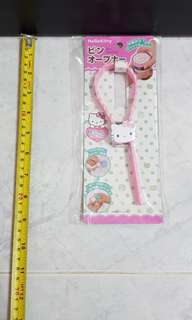 Hello Kitty Cap opener