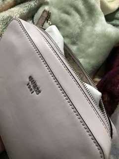 BNWT WHITE GUESS BAG