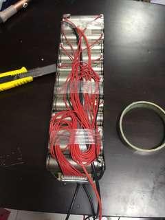 Li battery service