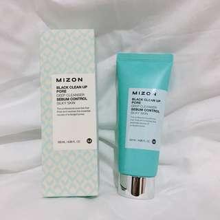 Mizon Black Clean Up Pore Deep Cleanser