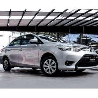 2017 Toyota Vios 銀色 1.5