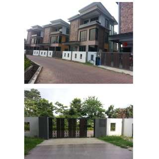 [2 units] 3sty Link Bungalow House - Country Villas @Country Heights Kajang for LOW PRICE SALE! From RM1,477,000 (40% BELOW market value)        Pls READ Detail info B4 enquiry,TQ
