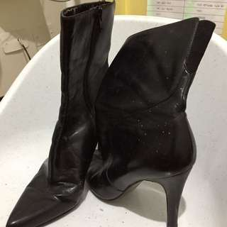 Nine West Heeled Boots
