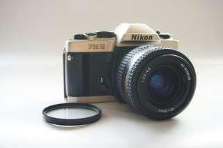 nikon fm10 film camera