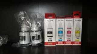 Canon Pixma ink refill