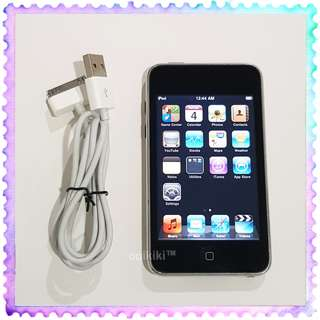 Apple Ipod Touch 3rd Generation 8GB (USED) with Cable MC086ZP
