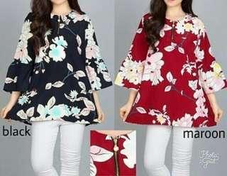 5103 blouse jumbo afika atasan
