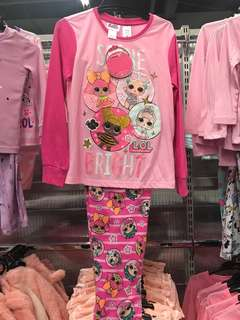 L.O.L pajamas Jojo Siwa Pajamas , journal & bows
