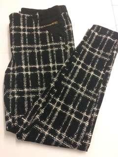 Size 8 patterned pants