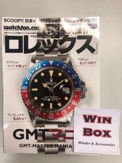 watchfan 勞力士永久保存版 Vol : 34 2018 SUMMER