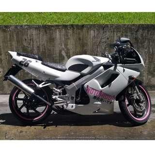 Used Honda NSR150SP - COE till 2021