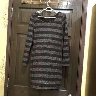 Bodycon Glitter Dress