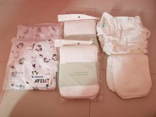 Reuseable diapers/nappies