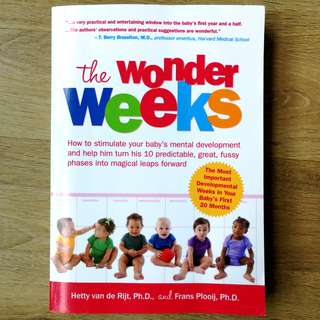 🚚 The Wonder Weeks Book