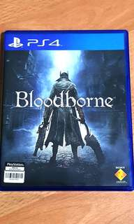 PlayStation 4 Game Bloodborne