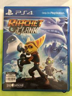 Ratchet & Clank (RALL) PS4