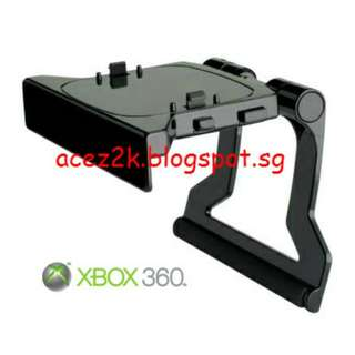 [BNIB] Xbox 360 Kinect TV Mount Clip (Brand New Boxed)